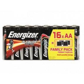 Energizer Batérie AA / LR6 Alkaline Power 16 kusov