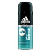Adidas Foot Shoe Refresh deodorant sprej do topánok 150 ml