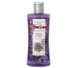 Bohemia Herbs Lavender s glycerinem šampon na vlasy vhodný pro každodenní mytí všech druhů vlasů 250 ml