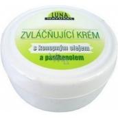 Luna Natural Konopný olej a pantenol zvláčňujúci krém 200 ml