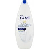 Dove Deeply Nourishing vyživujúci krémový sprchový gél 250 ml