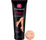 Dermacol Perfect Body Make-up vodeodolný skrášľujúce telový make-up odtieň Ivory 100 ml