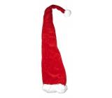 Mikuláš / Santa vánoční čepice MAXI 150 cm