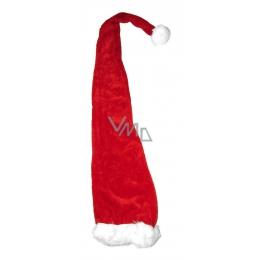 eec1d737a Mikuláš / Santa vánoční čepice MAXI 150 cm - VMD drogerie