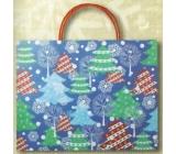 Nekupto Darčeková Kraftová taška veľká 32,5 x 26 x 13 cm Vianočná 260 SKP