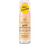Dermacol Gold Anti-Wrinkle Base báza pod make-up 20 ml
