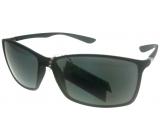 Nac New Age Slnečné okuliare čierne AZ Casual 8165B