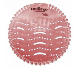 Fre Pre Wave Kiwi Grep vonné sitko do pisoára ružovej 19 x 20,3 x 1,9 cm 52 g