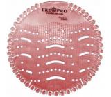 Fre Pre Wave Kiwi a grapefruit vonné sitko do pisoára ružovej 19 x 20,3 x 1,9 cm 52 g