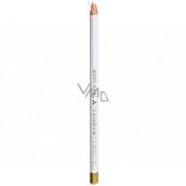 Uni Mitsubishi Dermatograph Rainbow Priemyselná popisovacie ceruzka tabuľová pre rôzne typy povrchov Biela 1 kus