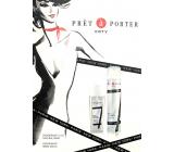 Pret a Porter Original parfumovaný dezodorant sklo pre ženy 75 ml + dezodorant sprej 200 ml, darčeková sada