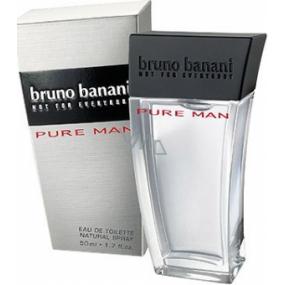 Bruno Banani Pure toaletná voda pre mužov 30 ml