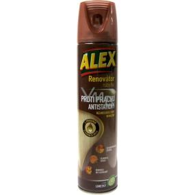 Alex Limetka Renovátor nábytku proti prachu antistatický sprej 400 ml