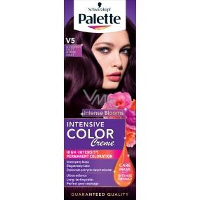 Palette Intensive Color Creme farba na vlasy V5 Intenzívne fialový