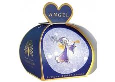 English Soap Anděl Přírodní parfémované mýdlo s bambuckým máslem 3 x 20 g