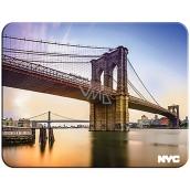 Prime3D pohľadnice - manhattanskej 16 x 12 cm