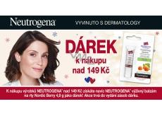 DÁREK Neutrogena Nordic Berry výživný balzám na rty 4,9 g