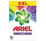 Ariel Color prací prášok na farebnú bielizeň krabice 70 dávok 5,25 kg