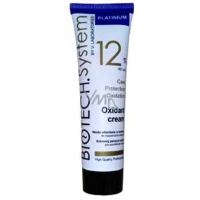 Biotech System Platinum platinový krémový peroxid vodíka 12% 80 ml
