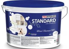 Colorlak PROINTERIÉR Standard vnútorný maliarsky náter Biela 15 kg