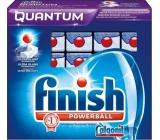 Calgonit Finish Powerball Quantum Regular tablety do myčky nádobí 60 kusů