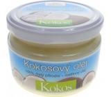Bione Cosmetics Bio Kokos 100% přírodní čistý kokosový olej 220 ml