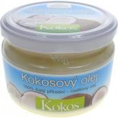 Bione Cosmetics Kokos 100% přírodní čistý kokosový olej na tělo i pleť pro suchou až atopickou pokožku 220 ml