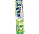 Signal Deep Fresh Lime Mint zubní pasta s ústní vodou 75 ml