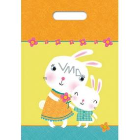 Ditipo Sáčok s priehmatom Veľkonočné králici 22 x 32 cm