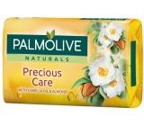 Palmolive Naturals Precious Care Camellia & Almond Oil toaletné mydlo 90 g