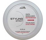 Joanna Styling Effect Tvarovací pasta na vlasy strieborná 90 g