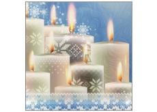 Aha Papierové obrúsky vianočné, trojvrstvové 33 x 33 cm, 20 ks