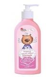 Pink Elephant Mačička Hanička tekuté mydlo s obsahom panthenolu 250 ml