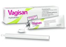 Vagisan HydroKrém Zvlhčujúci krém pri suchosti pošvy, s aplikátorom 25 g