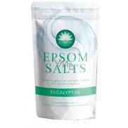 Elysium Spa Eukalyptus kúpeľová soľ s prírodným magnéziom 450 g