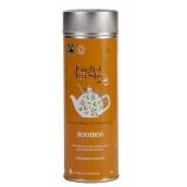 English Tea Shop Bio a Fairtrade Rooibos čistý 15 kusov biologicky odbúrateľných pyramidek čaju v recyklovateľné plechovej dóze 30 g, darčeková sada