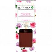 Air Wick Botanica Exotická ruže a africká pelargónie vonné tyčinky osviežovač vzduchu 80 ml