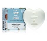 Love Beauty & Planet Kokosová voda a kvety Mimózy tuhý šampón pre objem vlasov 90 g