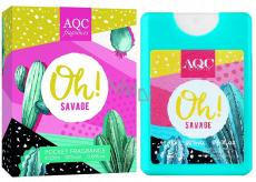 AQC Fragrances Oh! Savage toaletná voda pre ženy 20 ml
