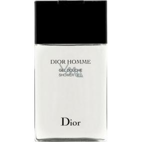 Christian Dior Homme sprchový gel pro muže 150 ml
