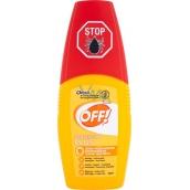 Off! Protection Plus repelent rozprašovač 100 ml
