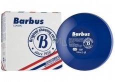 Barbus Classic krém na holenie s glycerínom v kelímku 150 g