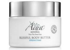 Aqua Mineral Blissful Springtime tělové máslo 350 ml