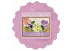 YANKEE VOSK vonný 22g Floral Candy 2617