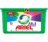 Ariel All-in-1 Pods Color gélové kapsule na farebnú bielizeň 33 kusov 785,4 g