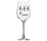 Albi Môj Bar Mega poháre na víno Povinné cvičenie 670 ml