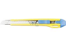 Spokar Odlamovací nôž Profi, 9 mm, 2 náhradné čepele, kovové vodítko