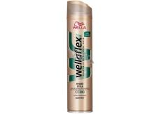 Wella Wellaflex Hydro Style extra silné spevnenie lak na vlasy 250 ml