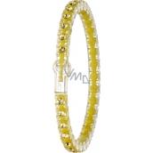 Ops! Objects Nude Bracelet náramek OPSTEW-69 žlutá