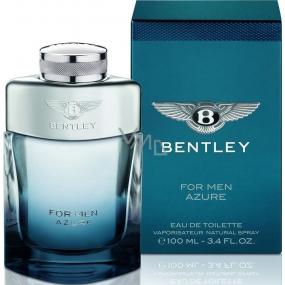 Bentley Bentley for Men Azure toaletní voda 100 ml